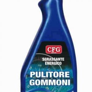 CFG PULITORE GOMMONI SGRASSANTE 750ML BIODEGRADABILE