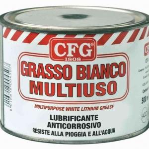 GRASSO BIANCO MULTIUSO 500ml CFG