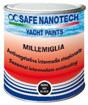 Safe Nanotechnologies Millemiglia, antivegetativa autolevigante 0,75 LT